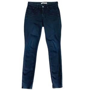 J Brand Jeans Shadow style # 7011C006 Dark Wash 29